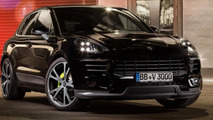 Porsche Macan Turbo by TechArt