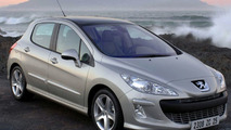 New Peugeot 308 Hatchback Announced