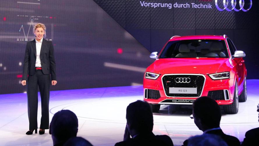 2014 Audi RS Q3 debuts in Geneva