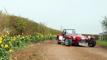 Caterham celebrates 40th years of production with free Limited Edition Pack for Seven