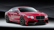 Vorsteiner introduces a new styling program for the Bentley Continental GT