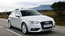 Audi A3 Sportback with 1.4 TFSI engine with CoD technology