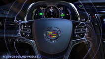Cadillac ELR Regen on Demand 12.4.2013
