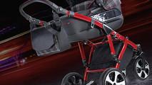 Volkswagen Golf GTI carrito infantil