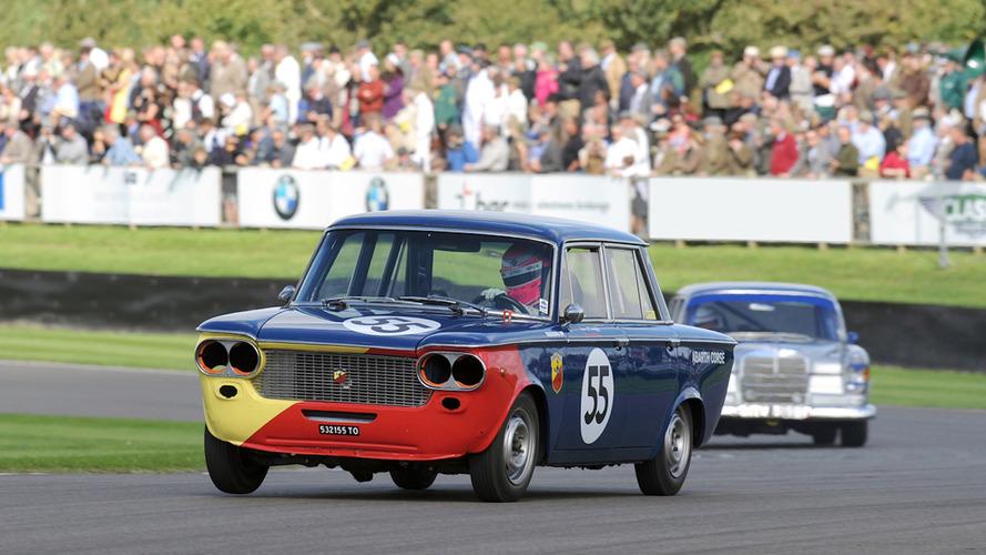 Racers go under the hammer at Historic Motorsport show