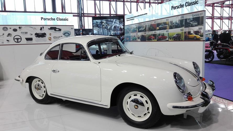Un 356B gana el Concurso de Restauración Porsche Ibérica