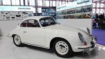 Porsche 356B gana concurso restauración