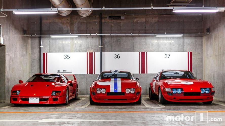 PHOTOS - Découvrez le garage secret de la concession Bingo Sports