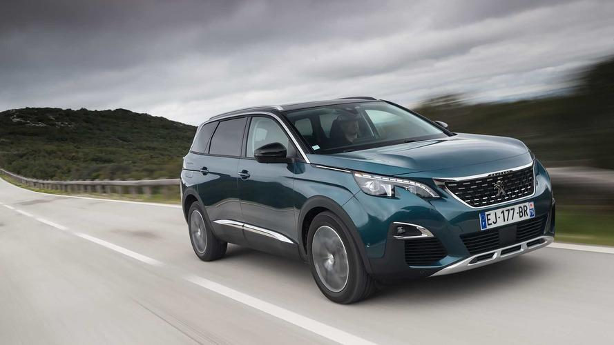 Primera prueba Peugeot 5008 2017