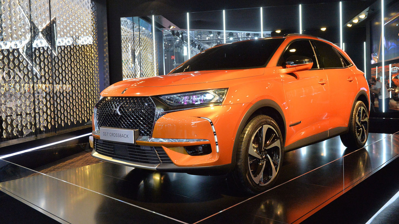 2017 DS 7 Crossback