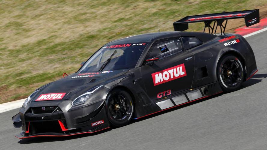 La nouvelle Nissan GT-R NISMO GT3 a pris la piste