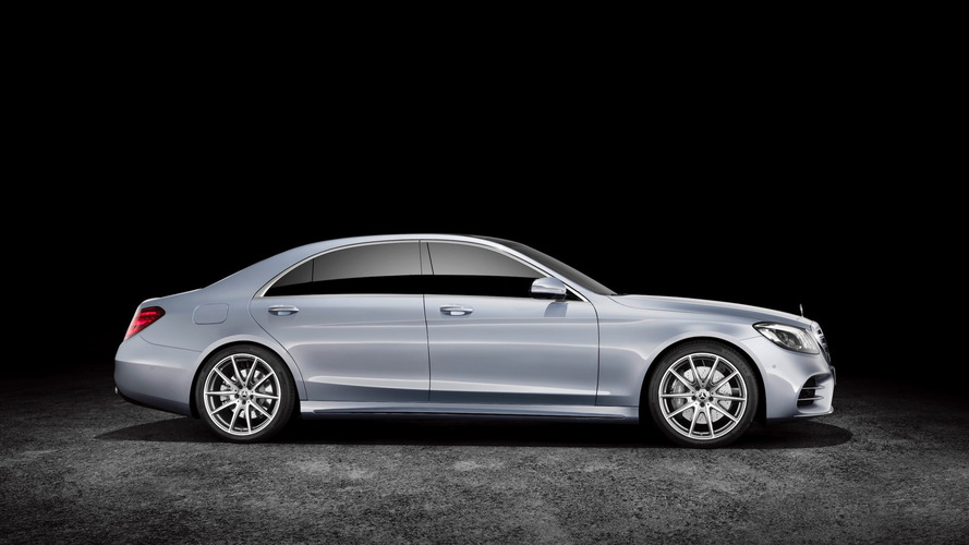 Mercedes benz s550 2018 foto for Mercedes benz official site usa