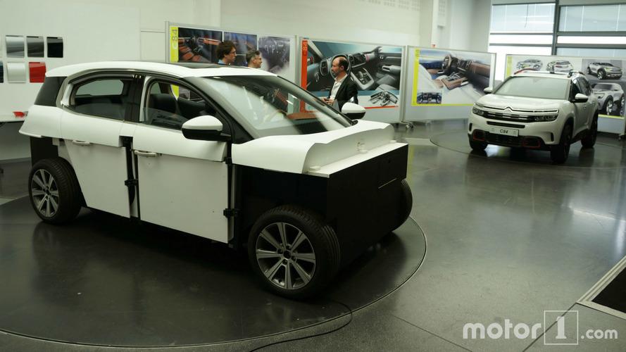 VIDÉO - Découvrez la genèse du Citroën C5 Aircross