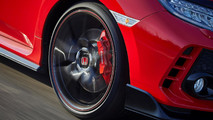 Honda Civic Type R 2017 en photos