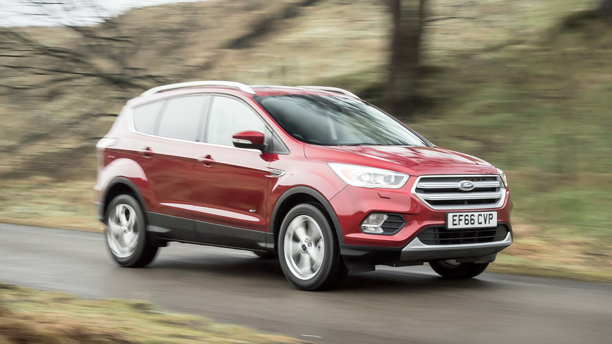 2017 ford kuga review. Black Bedroom Furniture Sets. Home Design Ideas