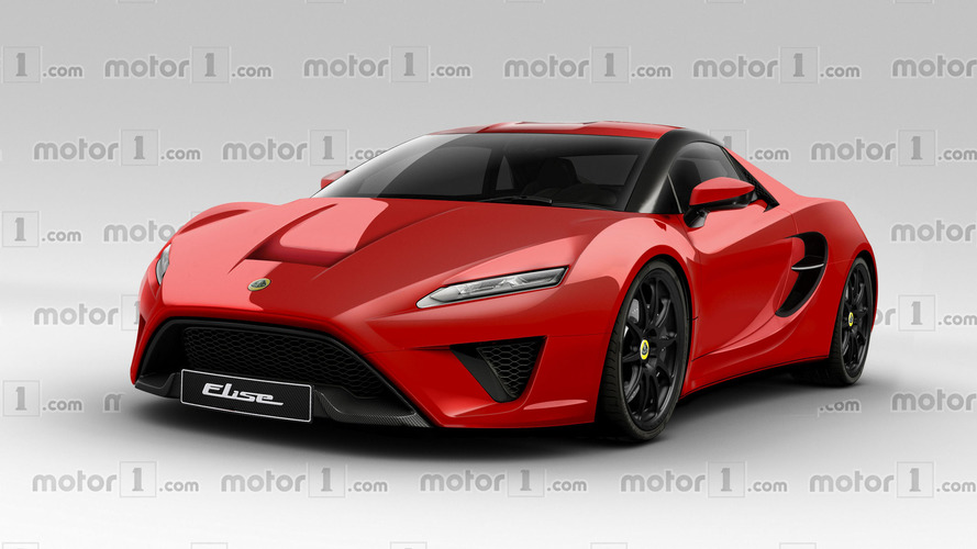 2020 Lotus Elise Render: A Preview Of Things To Come?