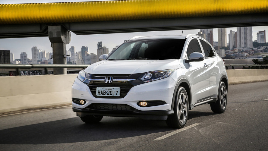 Honda HR-V ganhará reestilização de meia-vida em 2018