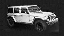 2018 Jeep Wrangler Unlimited Rubicon leaked image