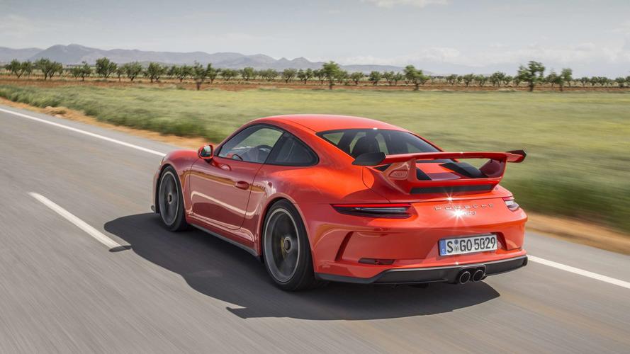 Porsche 911 GT3'e 10 yıl-200.000 km garanti