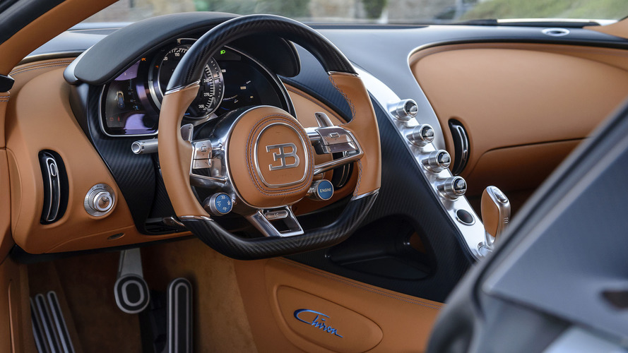 2017 Bugatti Chiron: First Drive