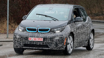 BMW i3 restlyée Photos espion