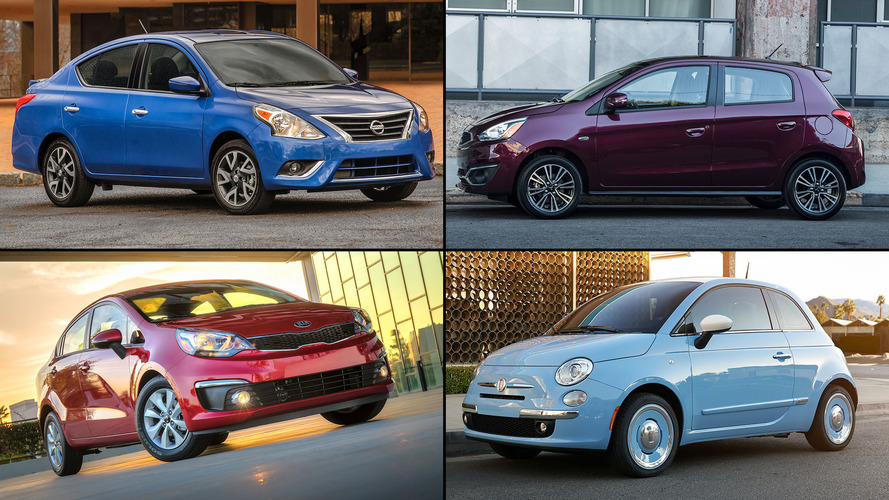 Affordable Cars For Sale >> 20 Cheapest Cars For Sale In The U S