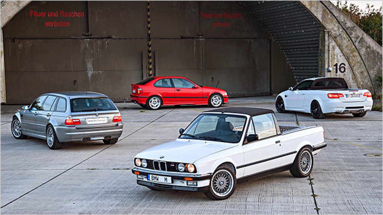 Die geheimen BMW M3