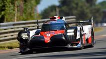 L'échec Toyota au Mans en 2017