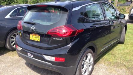 Une Citroën Bolt se promène aux États-Unis