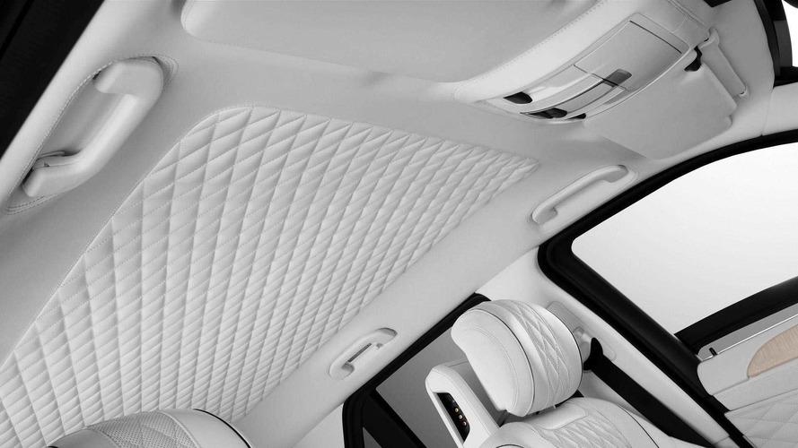 Mercedes-Benz GLE-Serisi Topcar