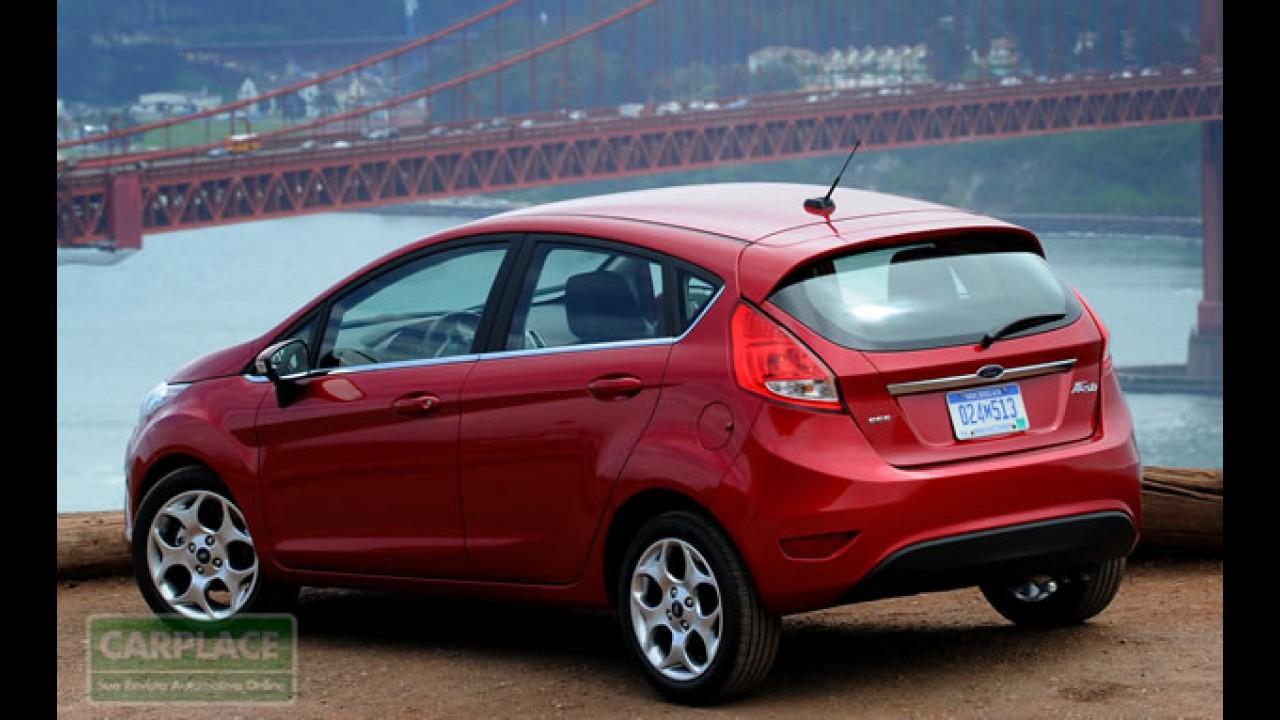 Ford inicia vendas do New Fiesta Hatch na Argentina por R$ 34 mil