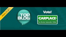 Vote no CARPLACE no Prêmio TopBlog