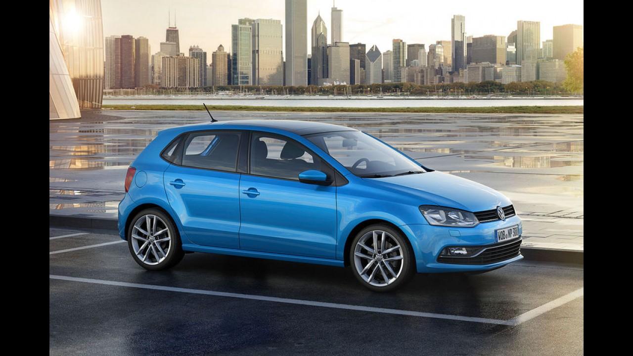 VW Polo 2014 muda visual e ganha novos motores na Europa