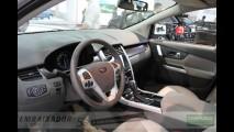 Ford apresenta o Novo Edge à imprensa - Crossover chega por R$ 122.110