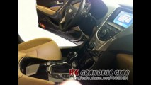 Novo Hyundai Azera 2012: Fotos revelam o novo interior