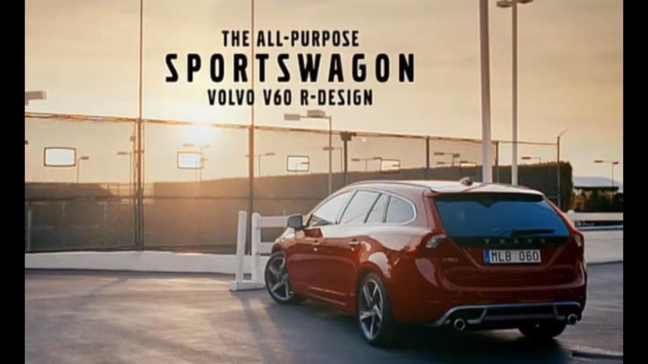 VÍDEO: Comercial do Novo Volvo V60