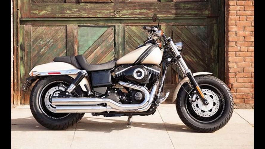 Harley-Davidson fecha 2013 com aumento de 4,4% nas vendas e lucro de US$ 734 mi