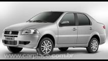 Fiat lança Siena EL 1.0 Flex 2010 cheio de equipamentos por R$ 28.900