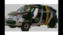 Novo Idea na Europa: Vazam primeiras imagens da minivan Fiat