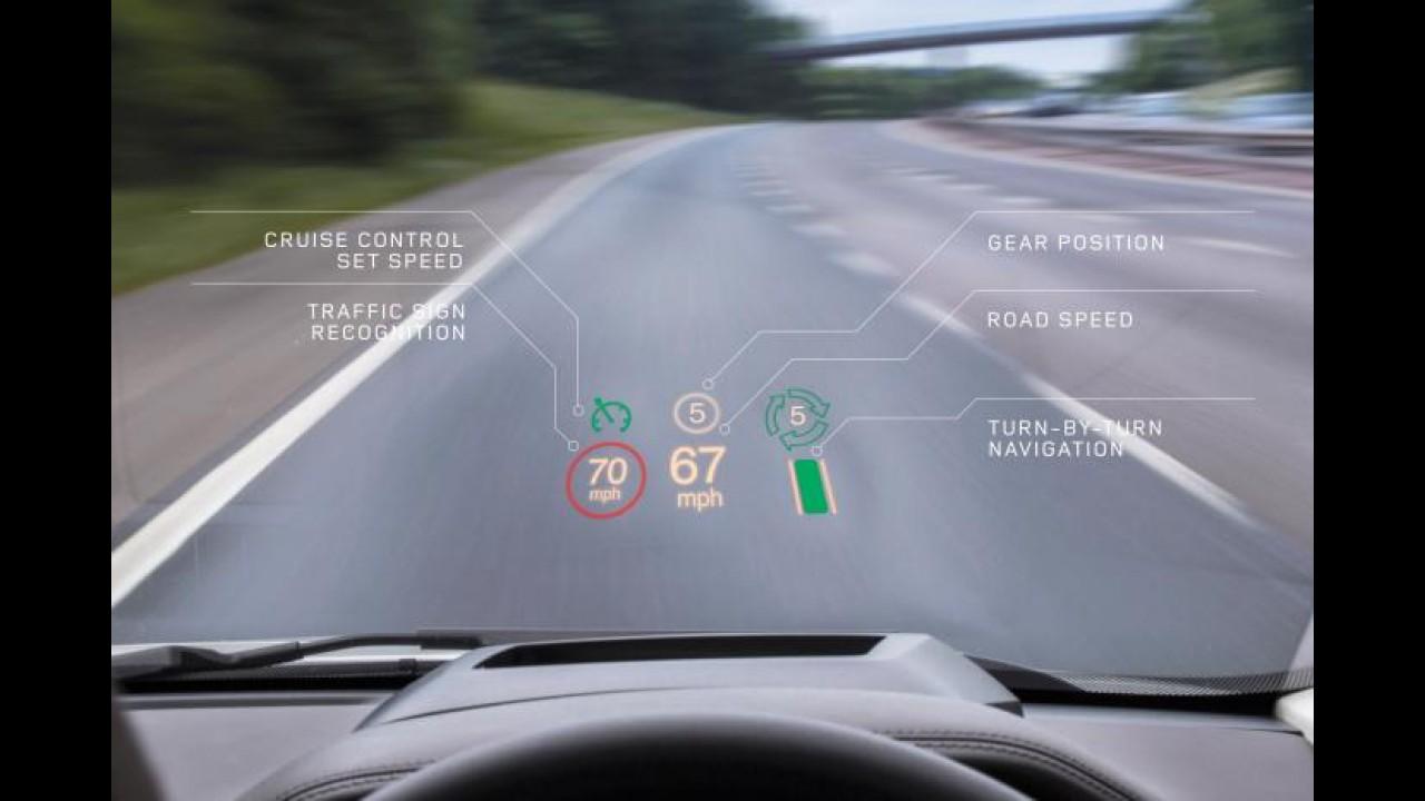 Evoque edição especial SW1 será o primeiro da marca com head-up display
