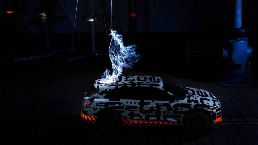 2019 Audi E-Tron Range
