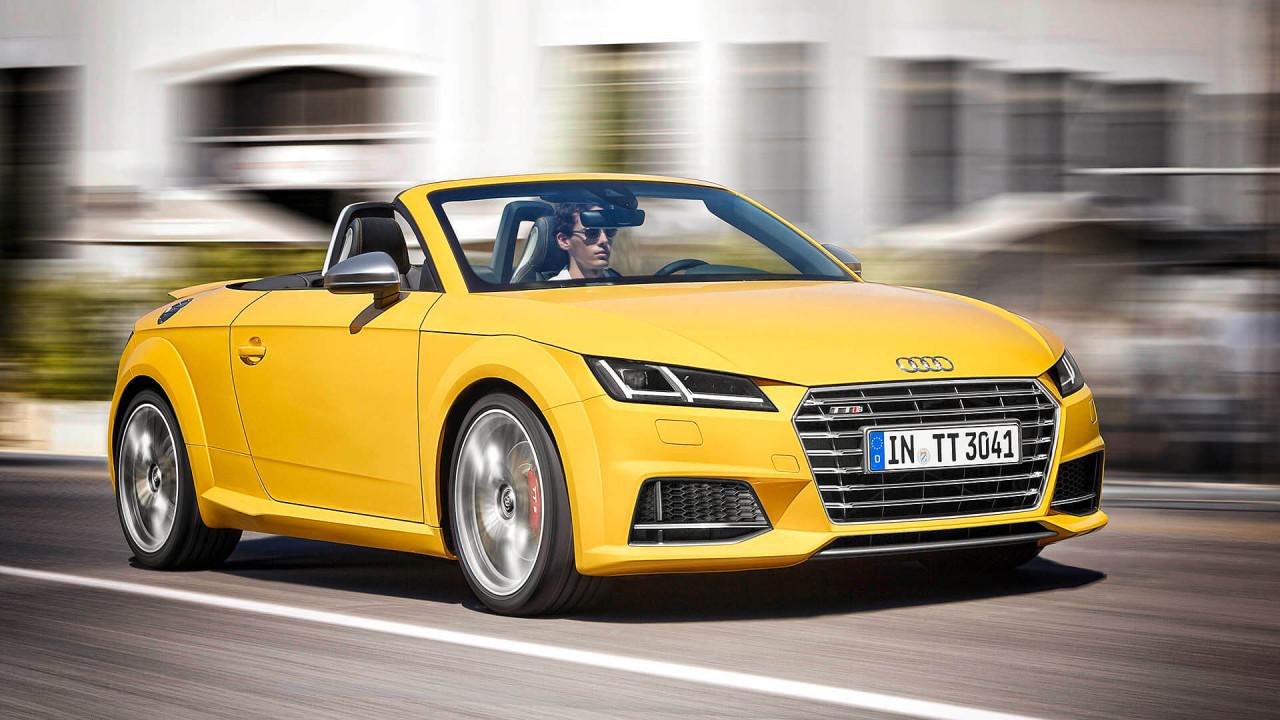 Audi TTS Coupé/Roadster