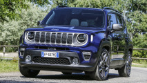 Jeep Renegade: Facelift