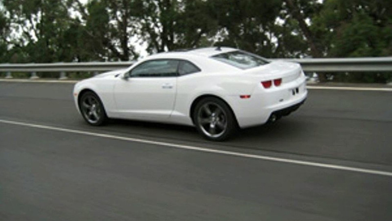 Fifth-generation Chevrolet Camaro