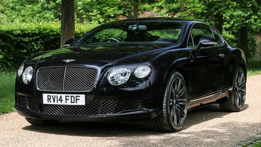 Sir Elton John's Bentley Is Heading To Auction