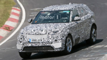Range Rover Sport Coupe spy photo