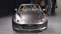 Mazda MX-5 RF live at New York