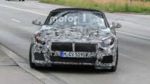 BMW Z5 Spy Shots