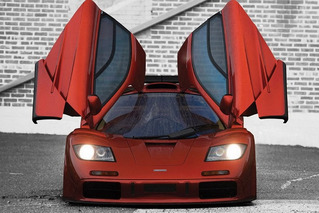 Here's Why The McLaren F1 is the Automotive Icon It Is