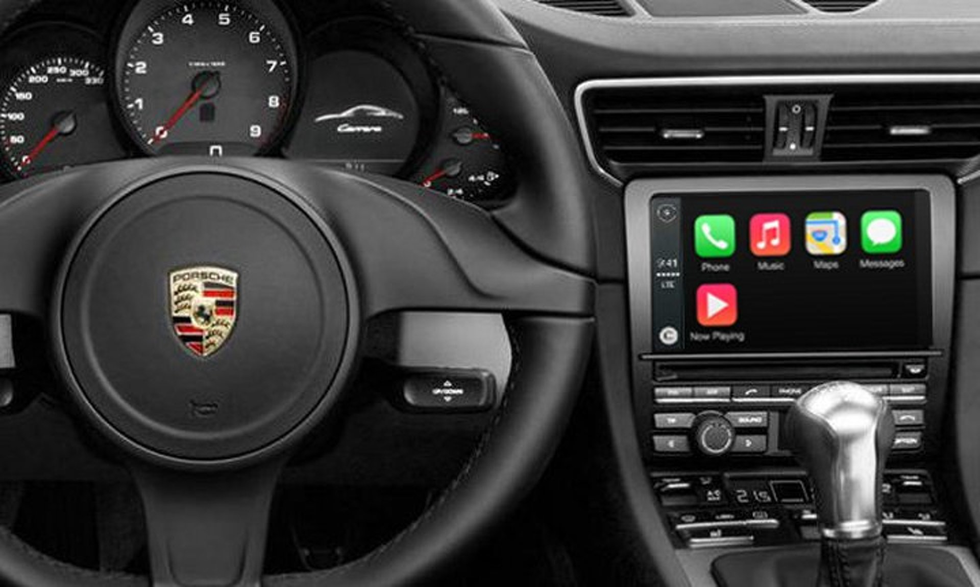 Porsche Opts for Apple CarPlay Instead of Android Auto Over Data Issues